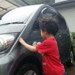 車を高く売るための正しい洗車