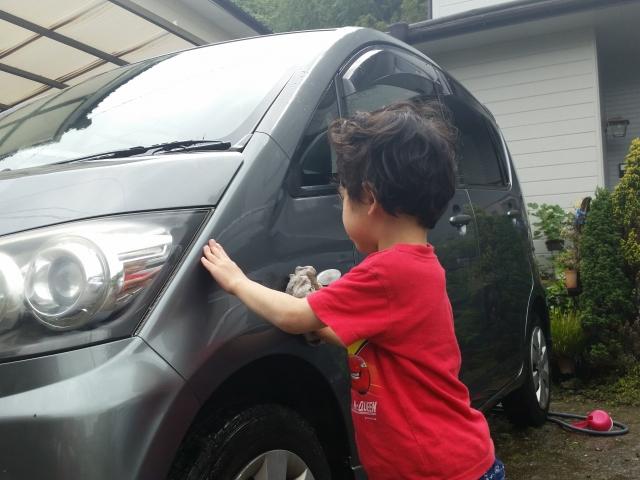 車を売る際の洗車