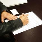 車売却の契約について