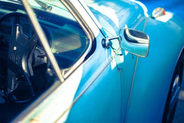 古い車を売却する